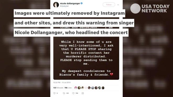 Video: The murder of Bianca Devins