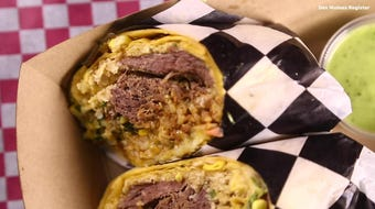 The Register's Brian Taylor Carlson breaks down all of this year's new fair foods and tells you which ones to try!