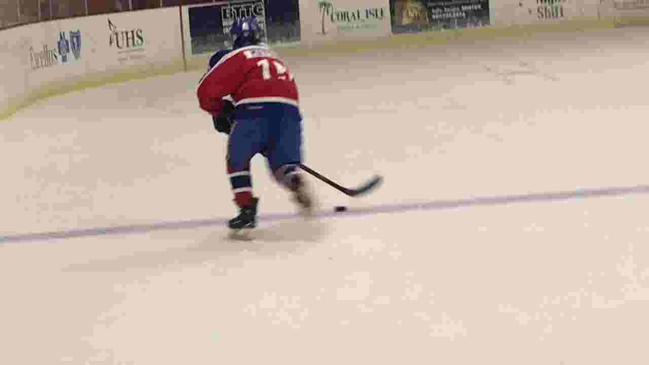Chenango Valley Fifth Grader Could Have Bright Future In Hockey