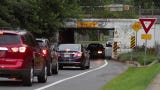 CSX has floated the idea of closing Casho Mill Road at its underpass because the bridge is hit often. DelDOT and Newark don't like the idea.