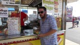Cold treats: Check. New inventions: Check. Fried food: Double check. Reporter Jeff Neiburg samples the food the Delaware State Fair has to offer.