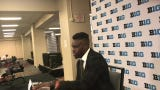 Iowa cornerback Michael Ojemudia even got some media training before meeting with reporters in Chicago. What advice was he given? Hear for yourself: