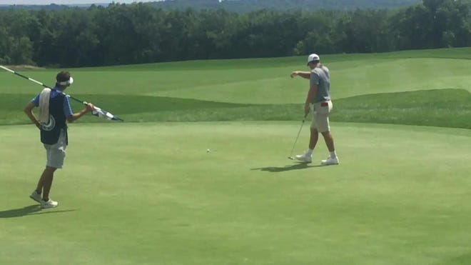 NJ golf: Chris Gotterup wins New Jersey Open dominated by ...
