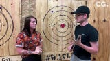 Southern Ohio Axe Throwing has been operating for the past eight weeks and will have its grand opening on July 30.