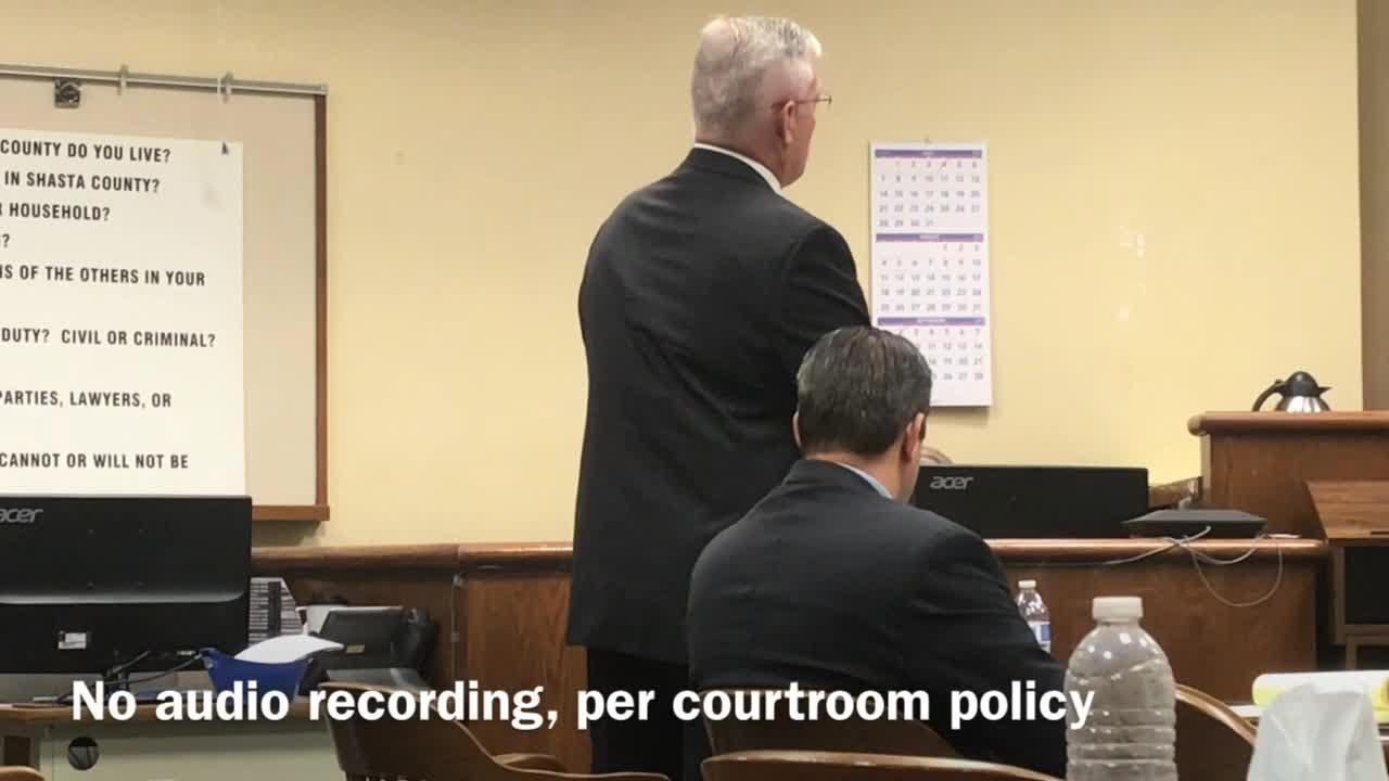 Todd Garr sentencing 2019