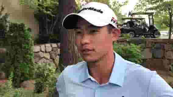Barracuda Championship: Hoge in front, three tied for second on rainy Friday at Montreux