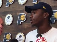 Pacers guard Edmond Sumner on signing new three-year deal