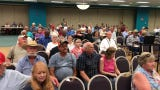 BLM holds public comment meeting for proposed mining operation in Luna County, NM