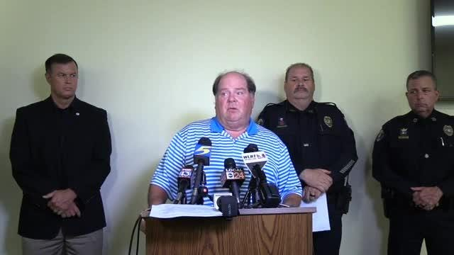 Full video: Police give second update in Southaven Walmart shooting