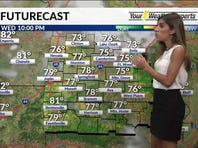 Springfield Midday Forecast for July 31