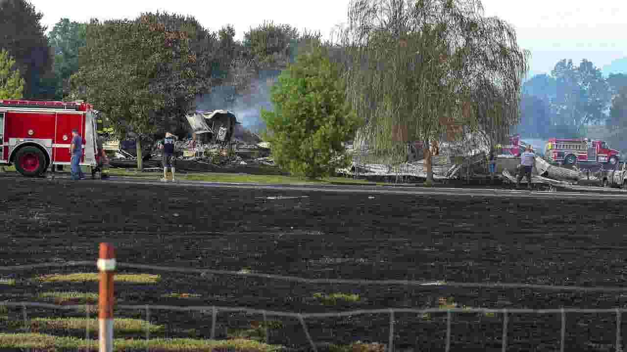 'Some type of big explosion': Listen as crews respond to Kentucky pipeline  blast