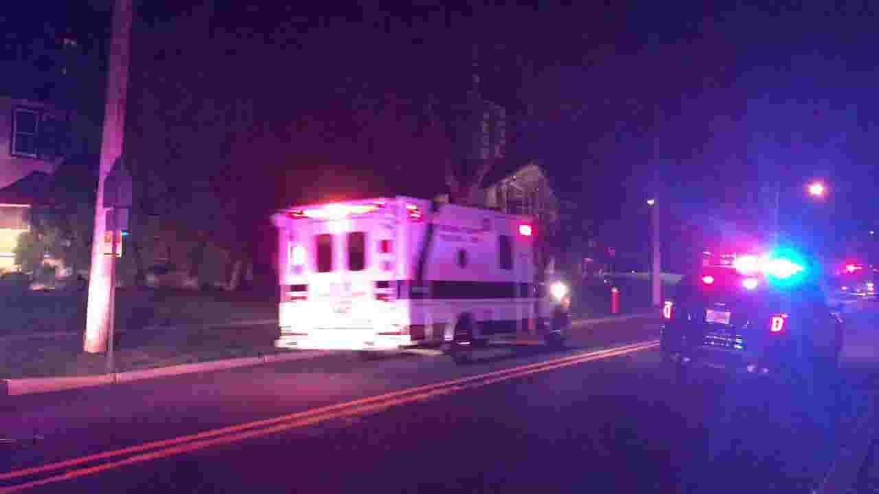 Man in critical condition after getting hit by NJ Transit train in Paterson on Thursday