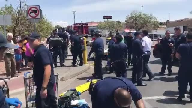Active shooter reported at Walmart near Cielo Vista Mall
