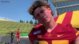 Iowa State sophomore linebacker Mike Rose discusses what he expects from his second year in Ames.