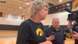 As it exits the Megan Gustafson era, the Iowa women's basketball team hopes its foreign trip to Spain helps with the transition.
