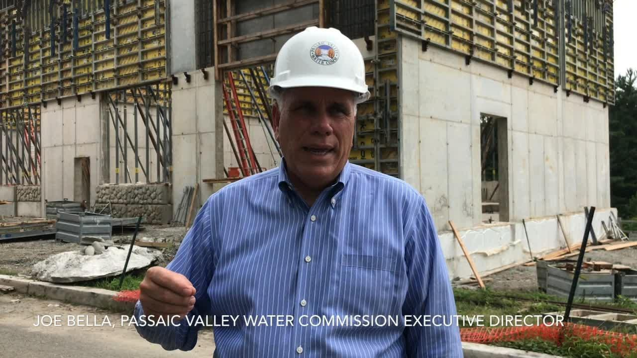 Passaic Valley Water installing four standby generators at treatment plant