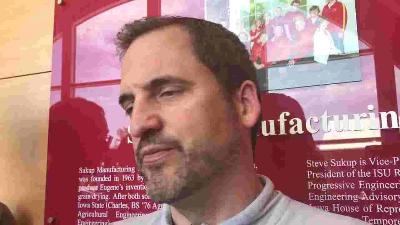 Steve Prohm talks about the freshmen benefits of playing in Italy