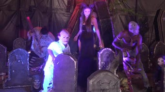 A show combining circus, theater, cabaret and horror is happening in the Southridge Mall parking lot from Aug. 8-11.
