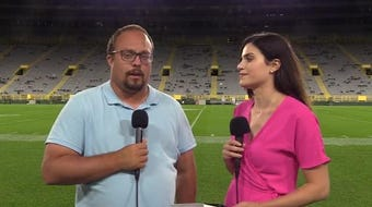Olivia Reiner and Ryan Wood discuss the Packers' first preseason game against the Texans.
