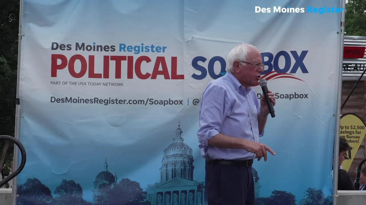 Following heart attack, Bernie Sanders plans return to 'very vigorous campaign,' but no Iowa plans yet