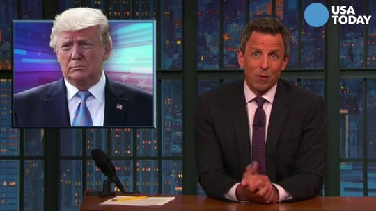 Epstein conspiracy theories: Best of Late Night