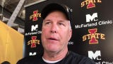 Iowa State defensive coordinator Jon Heacock talks about how his new role has become a benefit for a very good defense.