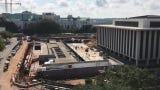 Work continues on the $83-million Capitol Complex overhaul.