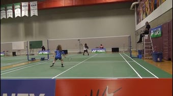 This video shows Jayci Simon, 14, playing badminton. The St. Johns native is considered one of the top athletes with dwarfism in the world.
