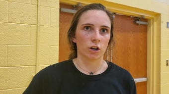 Junior outside hitter Gracie Conway discusses Cowan's state title aspirations and offseason with new coach Melissa-Paul Gardner.