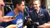Ruben Tejada is back with the Mets.