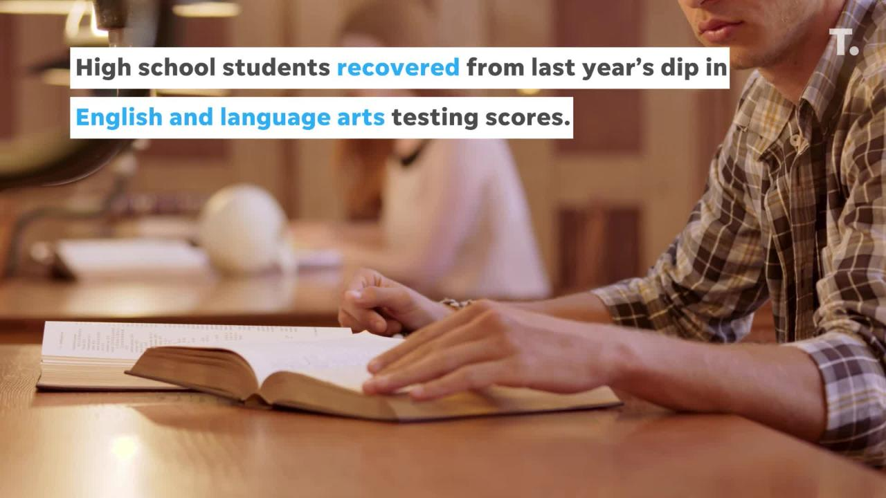 Study High Standardized Test Scores >> Tnready Scores How Students Did On 2018 2019 State Tests