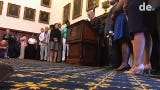 Local and state politicians respond to Wednesday's police shooting in Philadelphia, praising police and calling for increased gun control.
