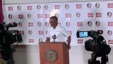 FSU coach Willie Taggart speaks at media day