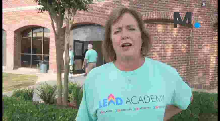 Historic day: Montgomery's first charter school welcomes students
