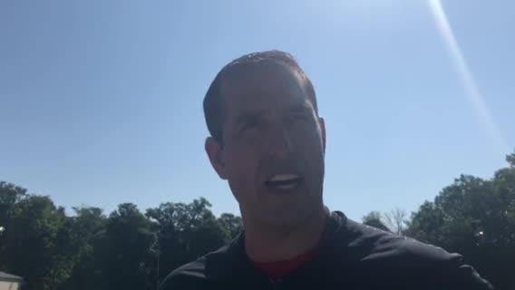Luke Fickell talks as UC football turns attention to UCLA