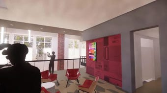 With the use of 3D renderings, here's a look at what the new FSU Union will look like on the inside.