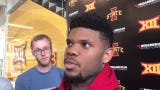 Sheldon Croney says Iowa State running backs must help each other, because there's no David Montgomery to lean on