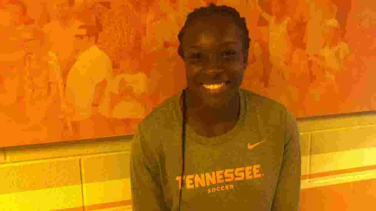 How Grant Williams helped Tennessee soccer land graduate transfer Michelle Alozie