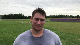 Senior lineman Jeremy Wolbeck talks about the Albany football team's prospects for the 2019 season.
