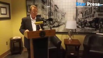 Todd Donati announces that MRC will seek to acquire the former BorgWarner site.