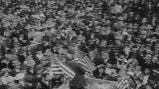 Watch archive footage from when President Teddy Roosevelt visited Albuquerque, New Mexico, in 1916.