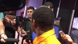 Tennesse's Nigel Warrior offers insight on the defensive backs.