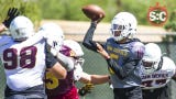 How will the Sun Devils fare in their first five games and will Jayden Daniels be ready?