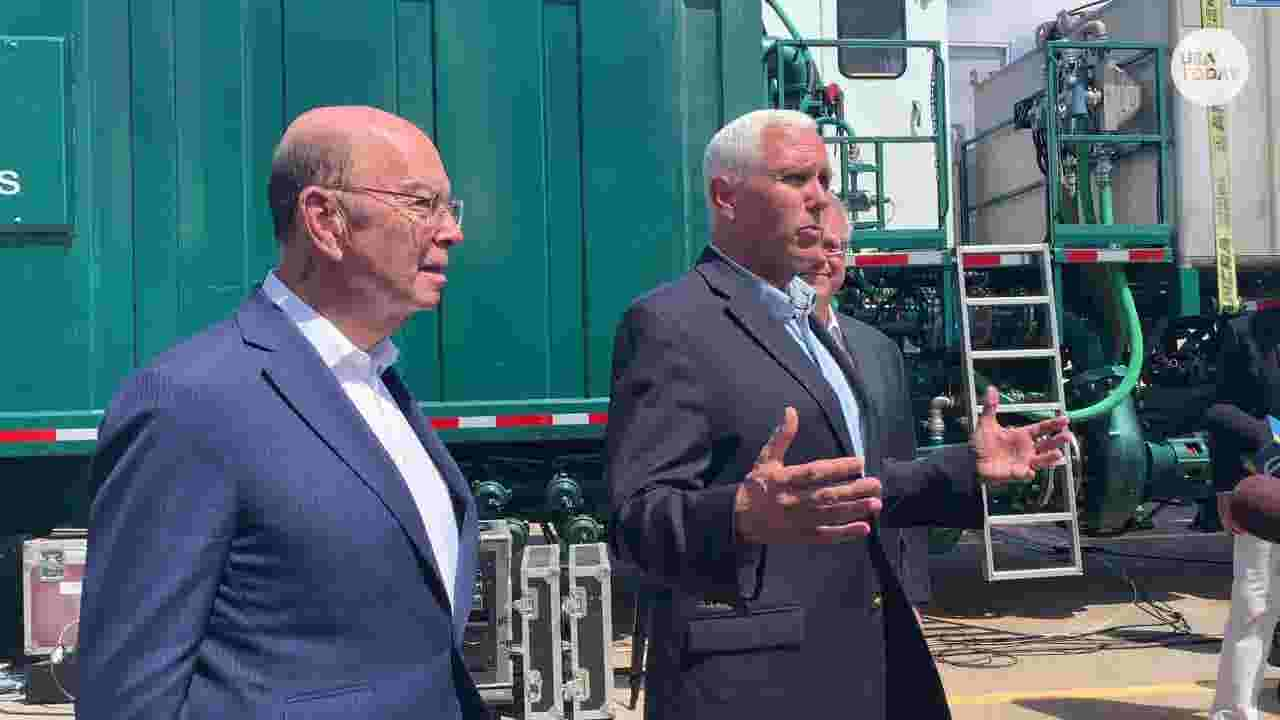Key takeaways from Vice President Mike Pence's speech in Artesia, New Mexico