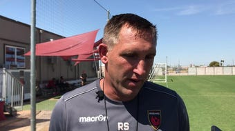 Phoenix Rising FC head coach Rick Schantz scoffed at the notion his team is predicted to lose at home to Sacramento Republic FC on Friday.