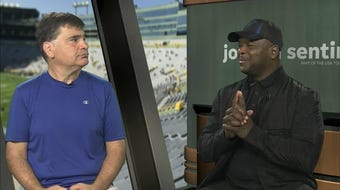 In the season's first 5 Questions segment, LeRoy says he isn't happy with the playing conditions at IG Field Thursday night, debates whether QB Aaron Rodgers will suffer from not playing during the preseason and breaks down several key position battles.