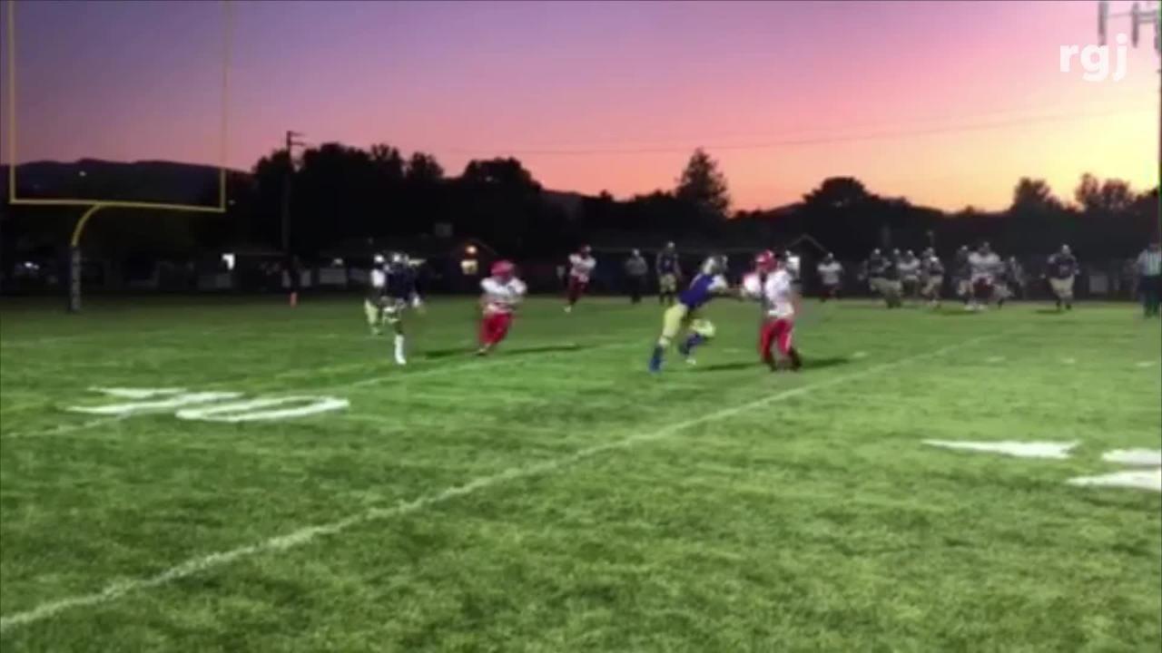 Prep football: Reed, Reno roll in Week 1