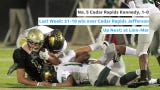 The Des Moines Register's High School Football Super 10 Rankings, Week 2