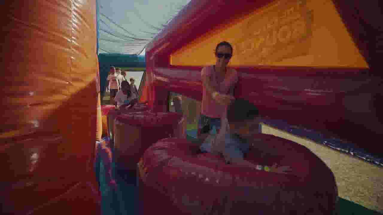 The Big Bounce America: Big bounce house is coming to