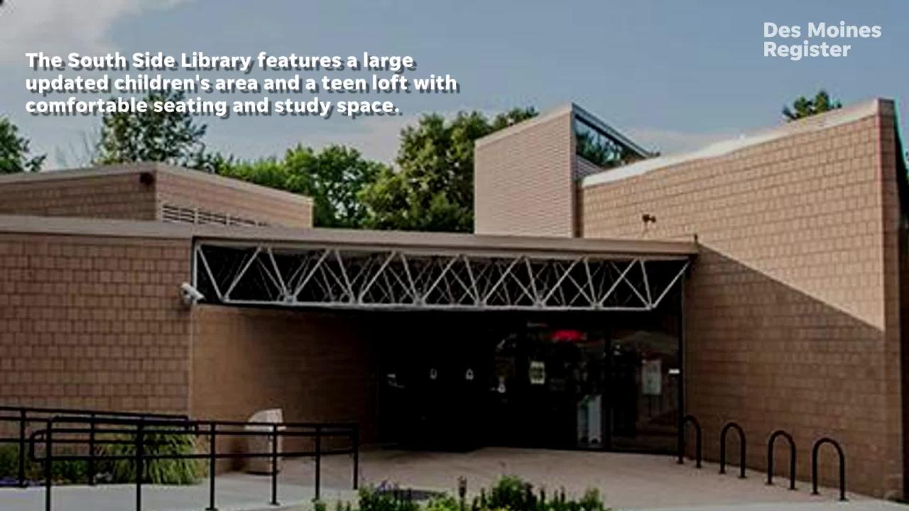 Des Moines Public Library